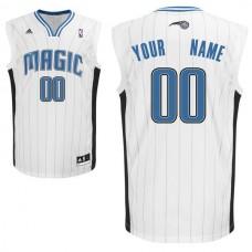 Adidas Orlando Magic Youth Custom Replica Home White NBA Jersey