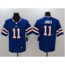 Men Buffalo Bills 11 Jones Blue Nike Vapor Untouchable Limited NFL Jerseys