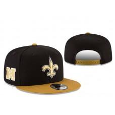 2018 NFL New Orleans Saints Snapback 2 hat LTMY