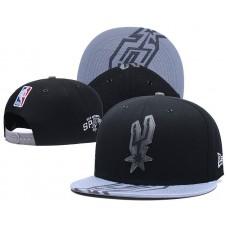 2018 NBA San Antonio Spurs Snapback hat 05061