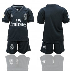 2018-2019 youth club Real Madrid away  soccer jerseys