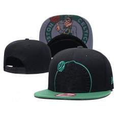 2018 NBA Boston Celtics Snapback hat GSMY8182