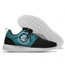 Men  Seattle Mariners Roshe style Lightweight Running shoes 4