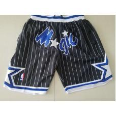 Men 2019 NBA Nike Orlando Magic black shorts