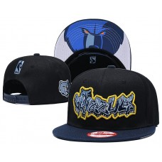 2019 NBA Memphis Grizzlies Snapback hat