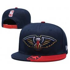2019 NBA New Orleans Pelicans Snapback hat