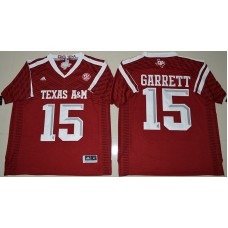 2016 NCAA Texas A&M Aggies 15 Myles Garrett Maroon College Football Authentic Jerseys