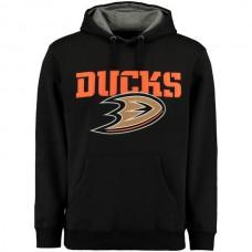 2016 NHL Anaheim Ducks Rinkside Grayton Pullover Hoodie - Black