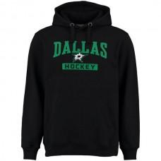 2016 NHL Dallas Stars Rinkside City Pride Pullover Hoodie - Black