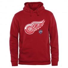 2016 NHL Detroit Red Wings 2016 Stadium Series Pullover Hoodie - Red